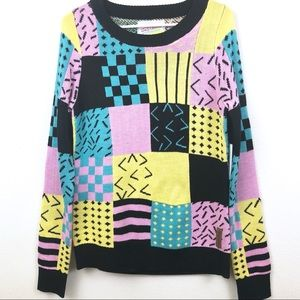 "[NWT] TIPSY ELVES | 1980s Style ""Ugly Sweater"" 